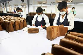 Assembling Parts - Indian Leather Manufacturer