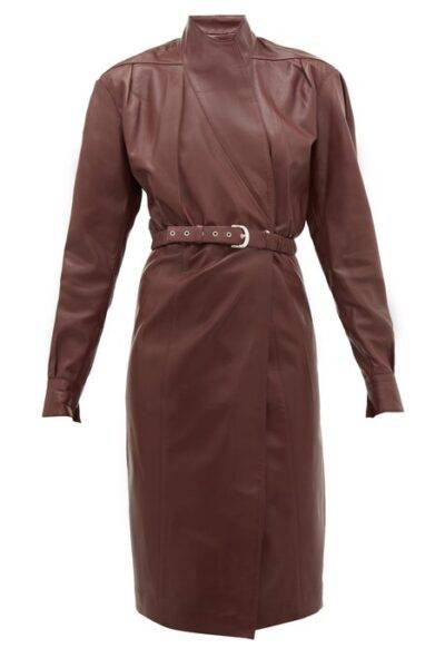 Women Leather Dresses