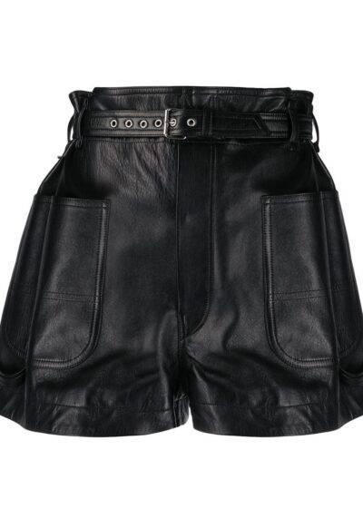 Leather Shorts Manufacturer - Indian Leather Manufacturer