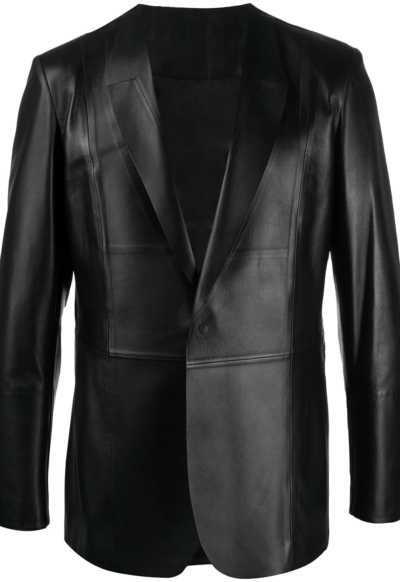Leather Blazer Manufacturer -Indian Leather Manufacturer