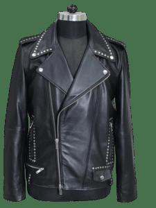 Men's Leather Jacket - Indian Leather Manufacturer