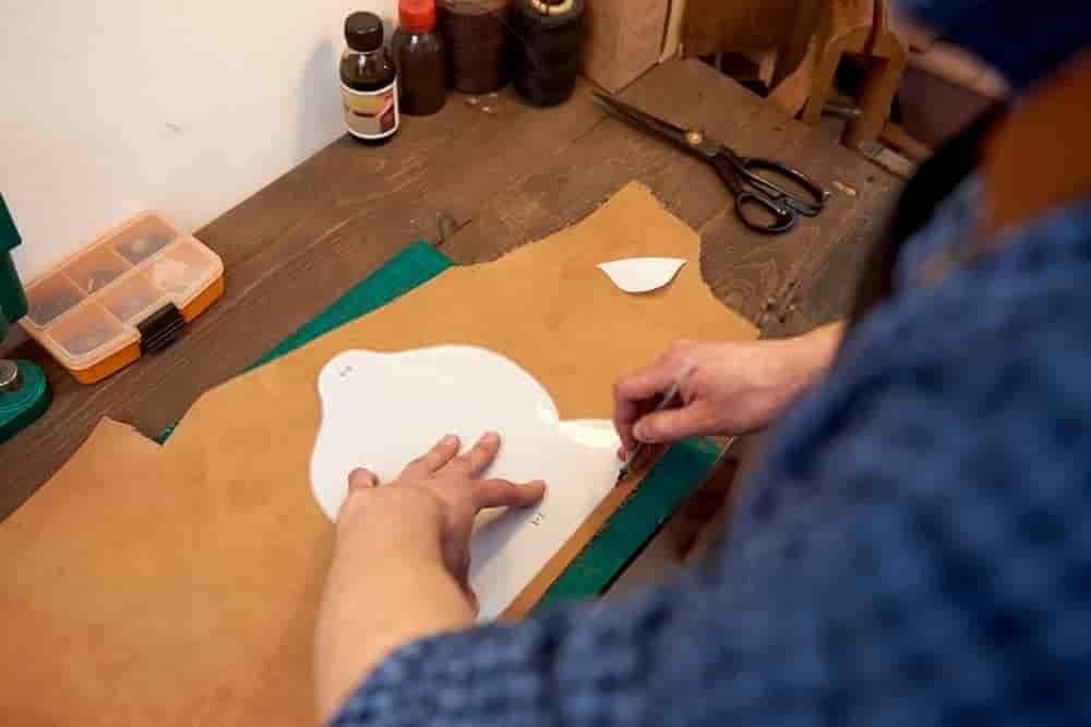 Leather Pattern Cutting