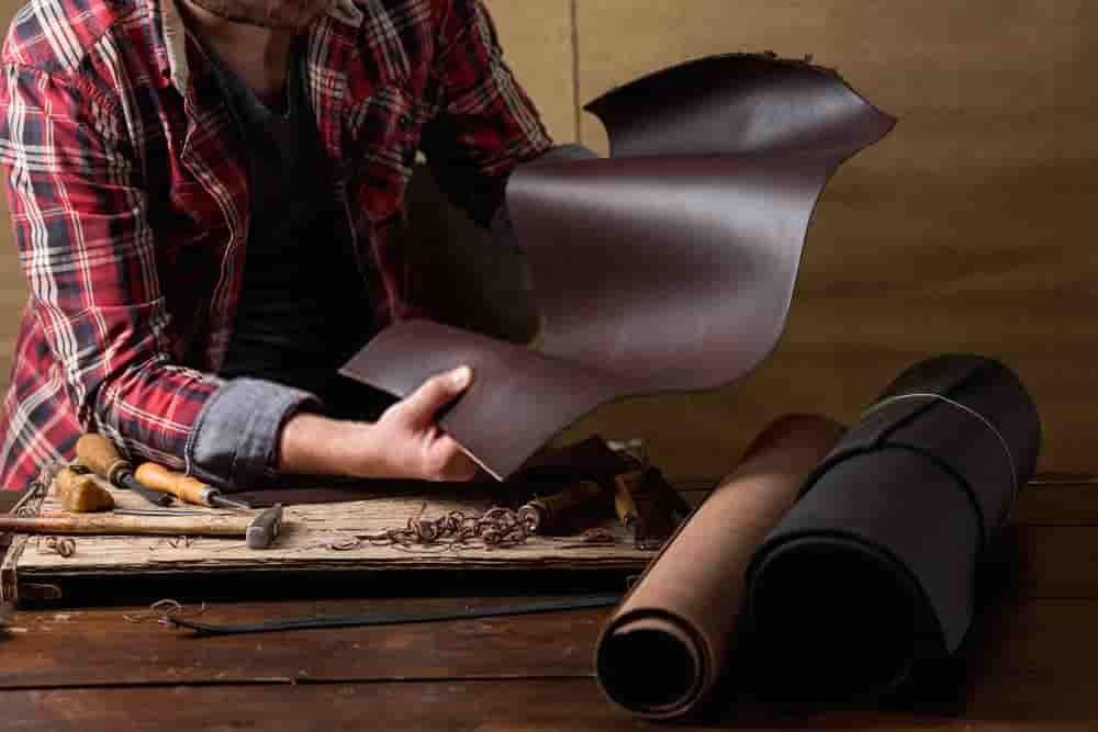 Leather Selection - Indian Leather Manufacturer