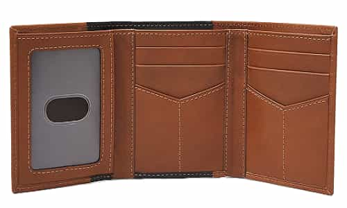 Trifold-Leather-Wallets