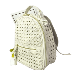 woven backpack - indian leather manufacturer