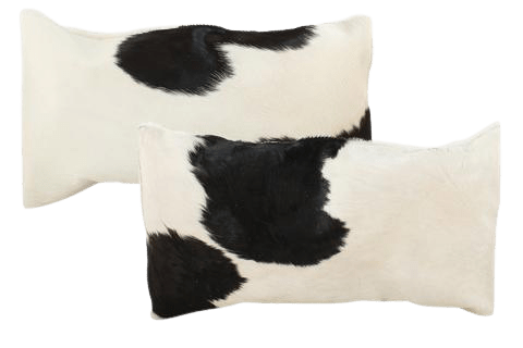 COW HIDE PILLOW MANUFACTURER- INDIAN LEATHER MANUFACTURER