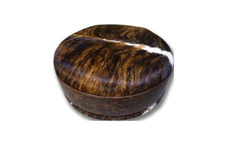 FOOT STOOL- INDIAN LEATHER MANUFACTURER