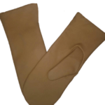 brown leather gloves- INDIAN LEATHER MANUFACTURER